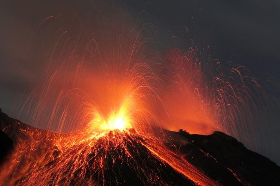 Der Vulkan unter dem Laacher See brach letztmals vor etwa 13.000 Jahren aus (Symbolbild).