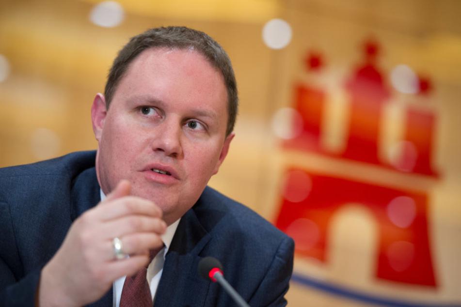 Kultursenator Carsten Broda (SPD) kritisierte die Aussage von Alexander Wolf.