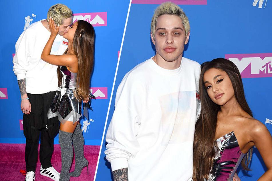 Ariana Grande löst Verlobung: Ist der Tod ihres Ex-Freundes schuld?