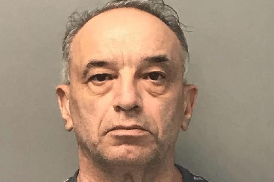 Vincent P. (64) ist ein registrierter Sexualstraftäter.