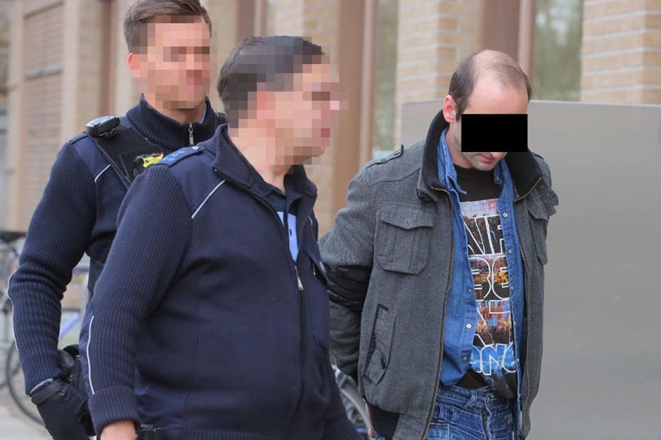 Der 31-Jährige wurde am Nachmittag einem Haftrichter vorgeführt.