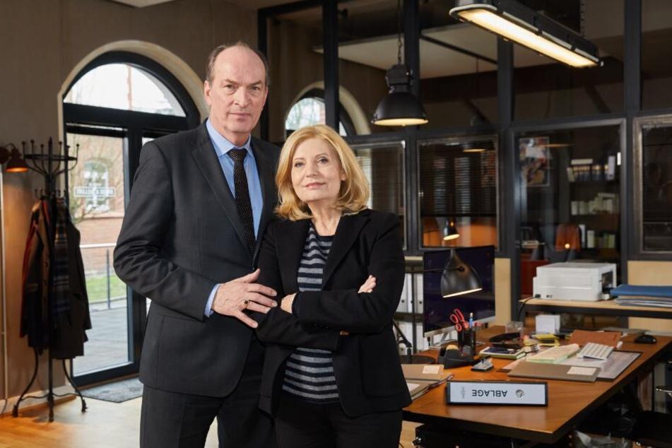 Die ARD-Serie wird nun in Hamburg-Bahrenfeld gedreht.