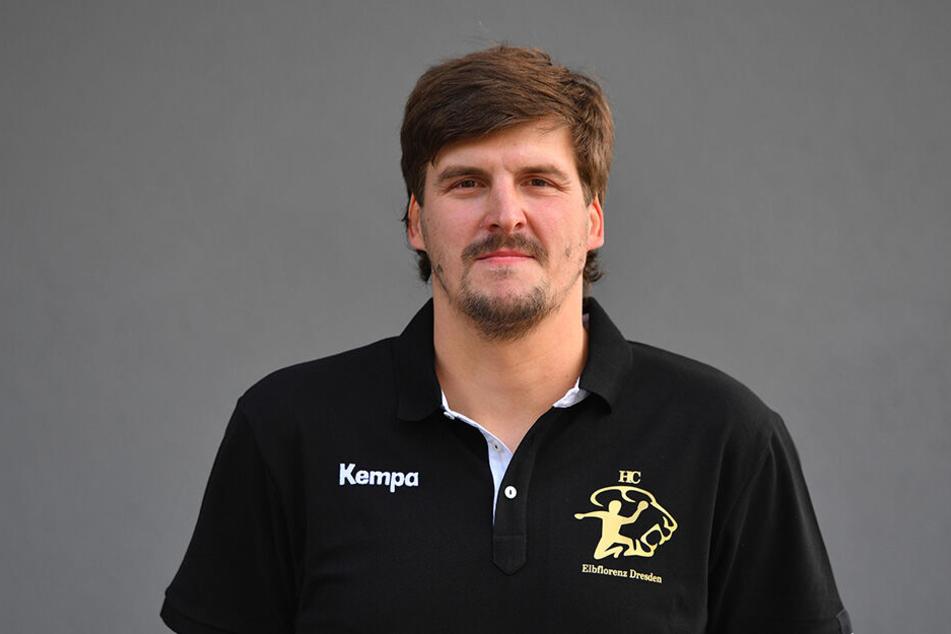 Trainer Rico Göde.