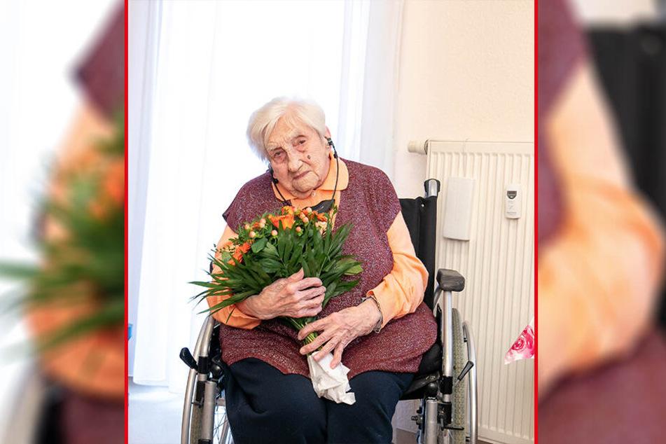 Am morgigen Sonntag wird Lisbeth Exner stolze 108 Jahre alt.