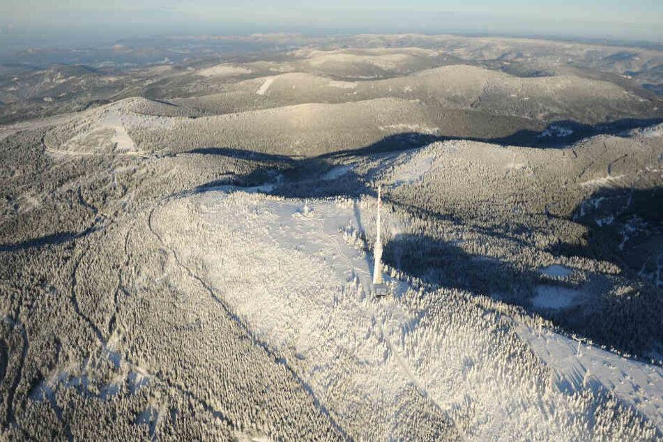 Mit 1163 Metern ist die Hornisgrinde der höchste Gipfel des Nordschwarzwalds. (Archivbild)