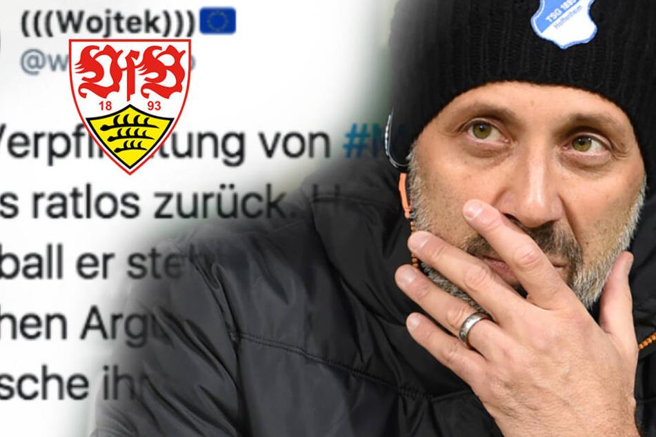 """Bald wieder """"Flasche leer"""" beim VfB Stuttgart? Das wünschen sich die Fans für 2020"""