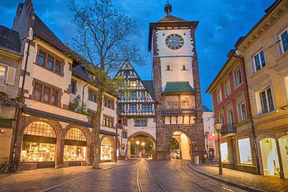 Freiburg hat ungefähr 230.000 Einwohner. (Archiv)
