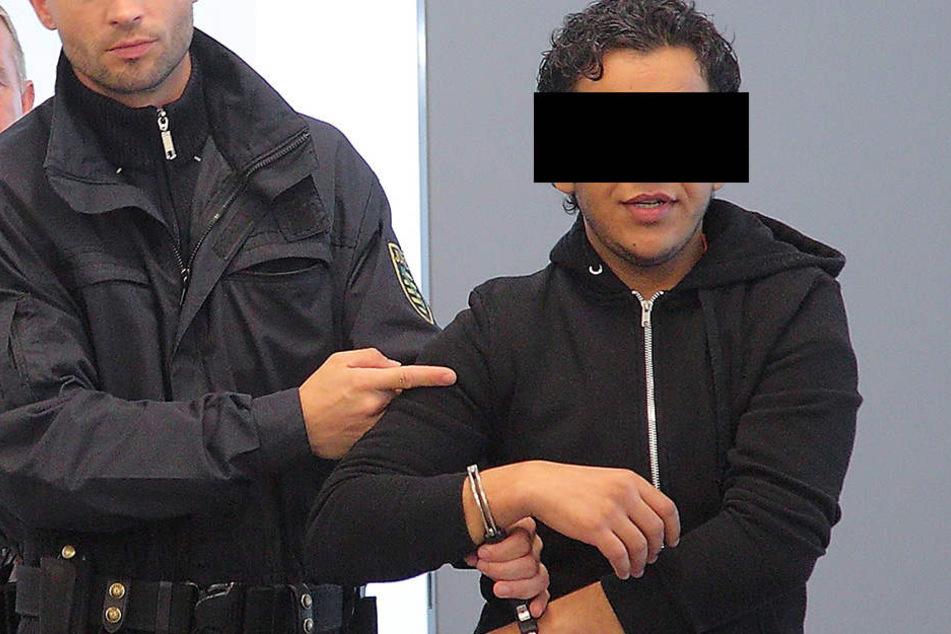 Der Syrer Nasser A. wurde schuldig gesprochen.