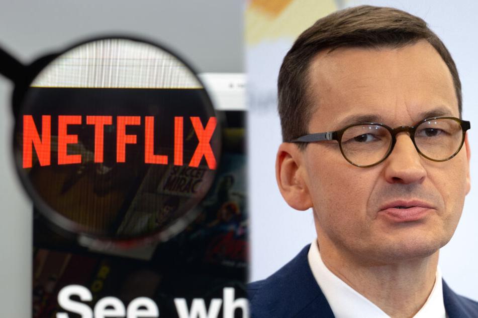 Polnischer Regierungschef legt sich mit Netflix an