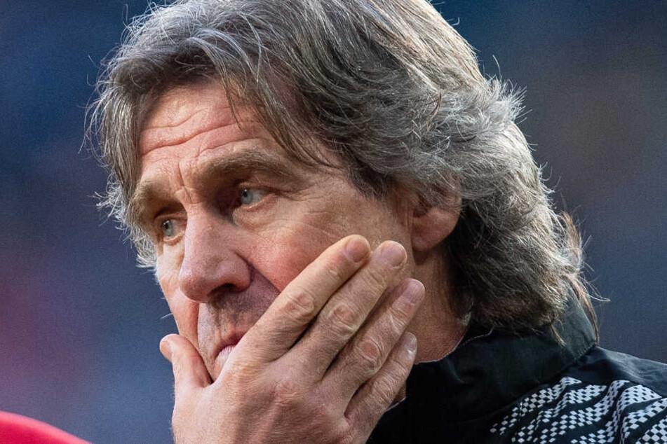 Seine Entlassung sorgt für Ärger rund um den Betzenberg: Lauterns ehemaliger Torwarttrainer Gerry Ehrmann.