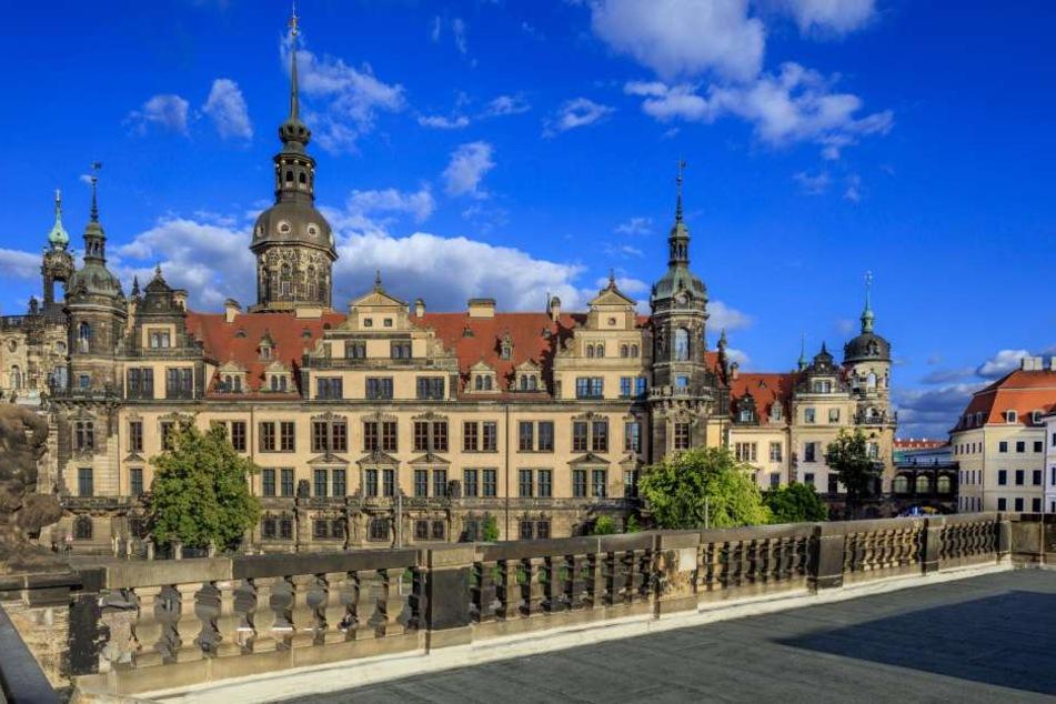 Das Residenzschloss Dresden zählte einst zu den prächtigsten und den bedeutendsten Schlossbauten der Renaissance in Deutschland.