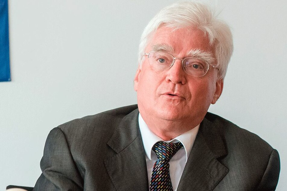 Der einflussreiche Unternehmer Winfried Stöcker (70)