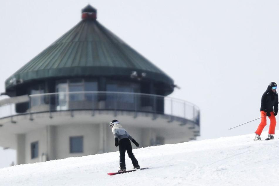 Für den Südwesten ist laut Deutschem Wetterdienst winterliches Wetter vorhergesagt.