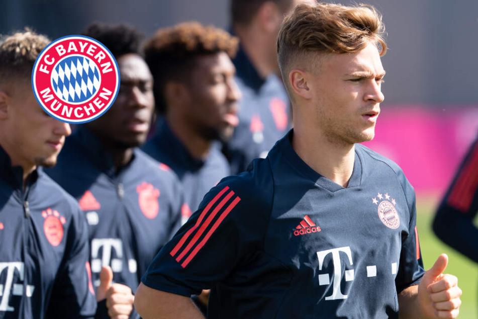 Bayern-Kracher gegen Tottenham: Bosse nehmen Joshua Kimmich in die Pflicht