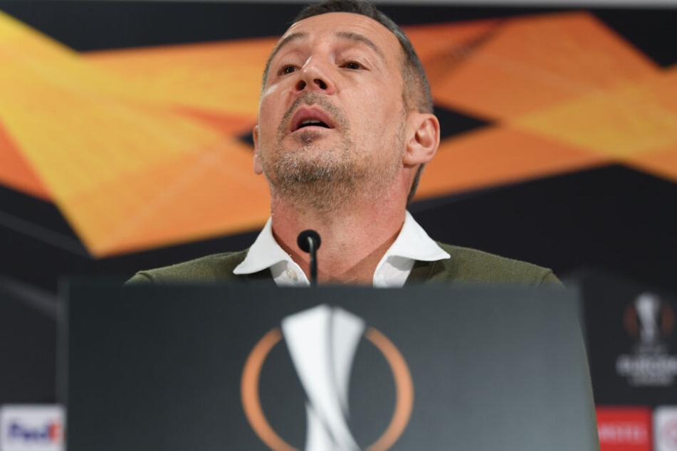 Am Dienstag fällte die UEFA eine endgültige Entscheidung bezüglich der Sperre für Eintracht-Coach Adi Hütter.