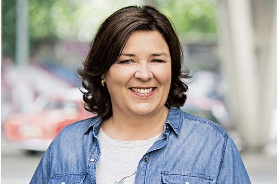 Arbeitet als freiwillige Impfhelferin: Vera Int-Veen (53).