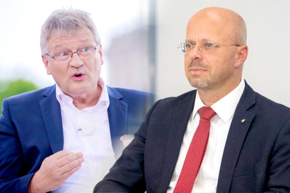 AfD-Chef Meuthen findet klare Worte: Kalbitz kann nicht Fraktionschef bleiben