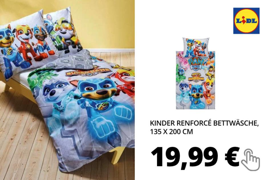 Kinder Renforcé Bettwäsche