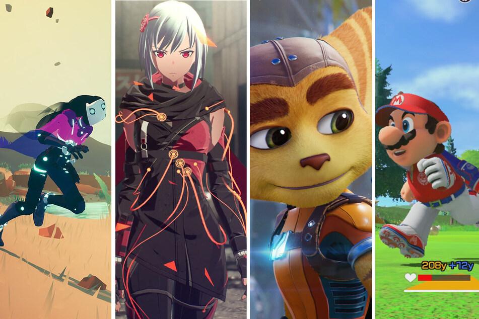 Ratchet & Clank, Scarlet Nexus und Solar Ash: Diese Games kommen im Juni!
