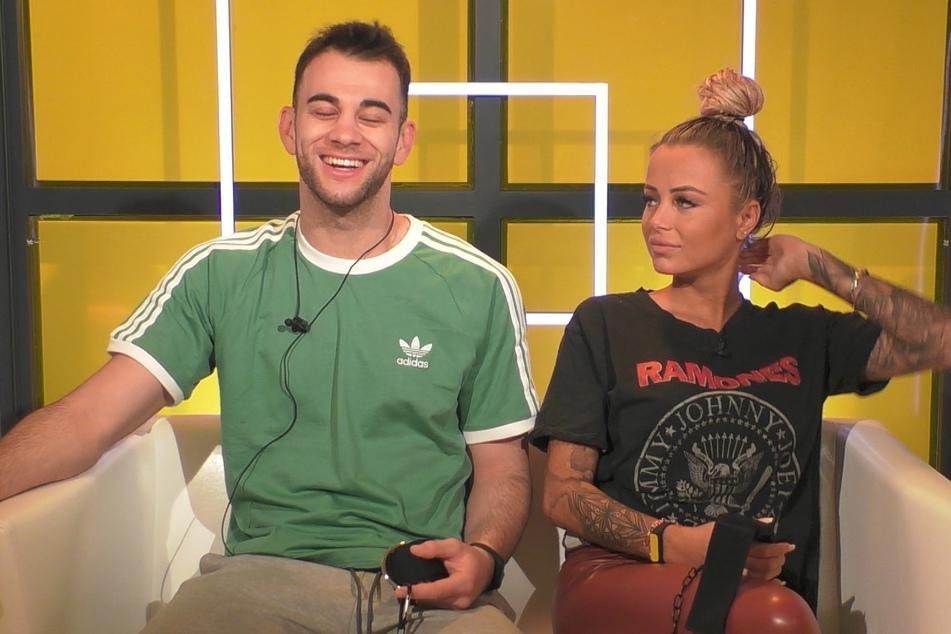 """Serkan (27) und Jade (25) als bekannte TV-Gesichter sind die Semi-Promis unter den """"Normalos"""" in dieser Staffel."""