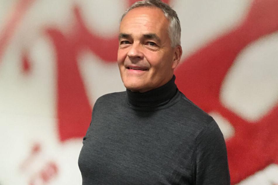 Vorsitzender des Vereinsbeirat: Wolf-Dietrich Erhard.