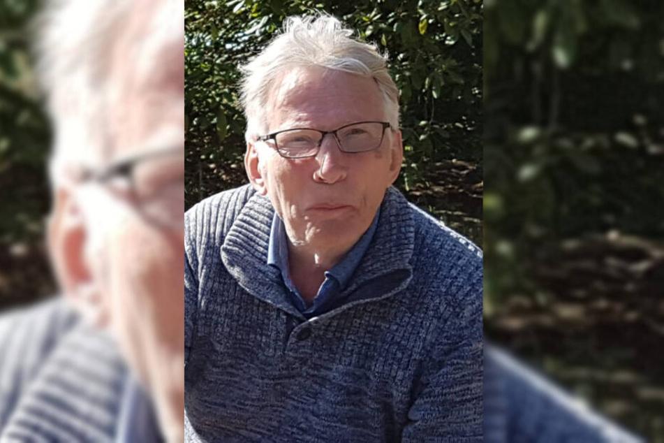 Die Polizei sucht mit diesem Foto nach dem vermissten Gerhard P..