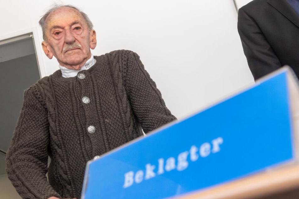 Rudolf Kluge will für den Verbelib in der Wohnung kämpfen.