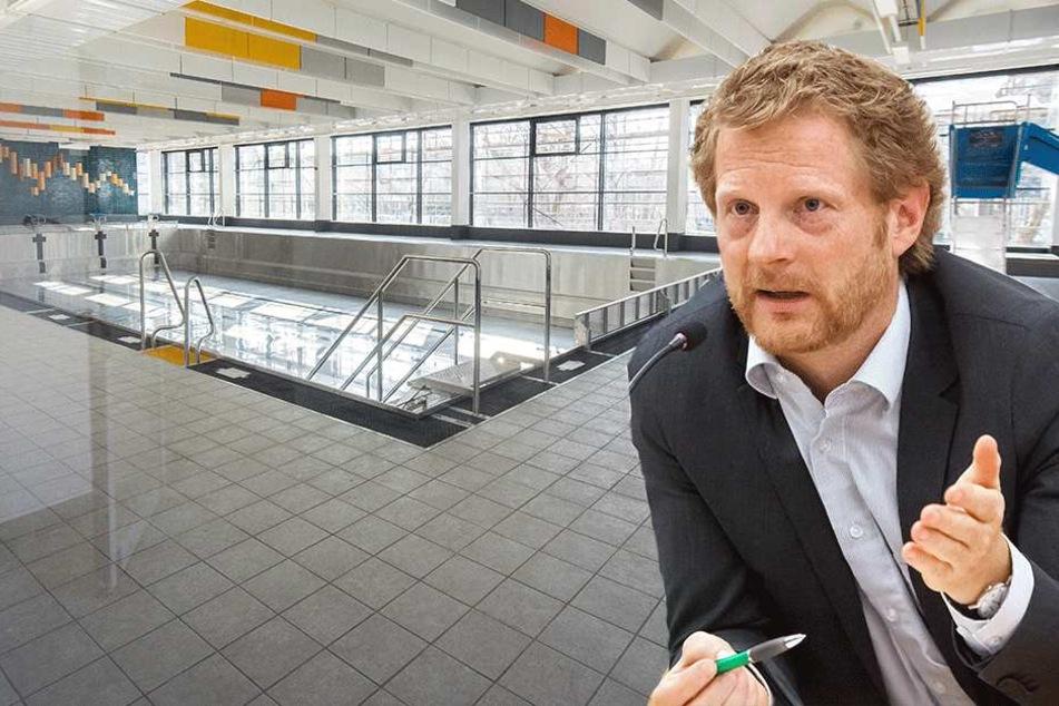 Teurer Badespaß in Chemnitz: Kosten für die Schwimmbäder steigen gewaltig