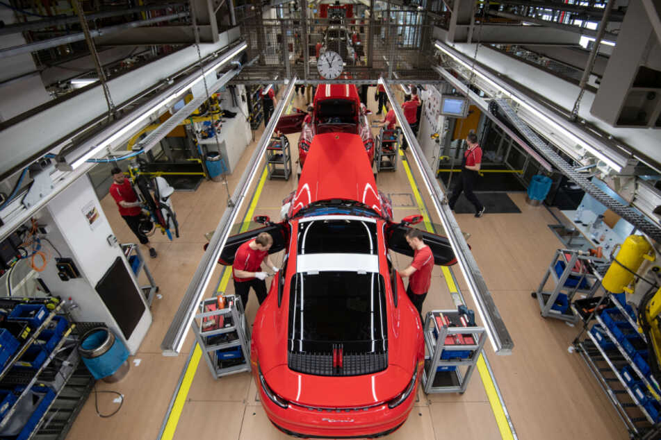 Trotz Krise: So viel Prämie zahlt Porsche allen Mitarbeitern