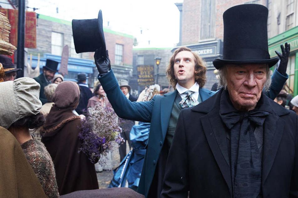 """Ein Reinfall! """"Charles Dickens: Der Mann, der Weihnachten erfand"""" startet im Kino"""
