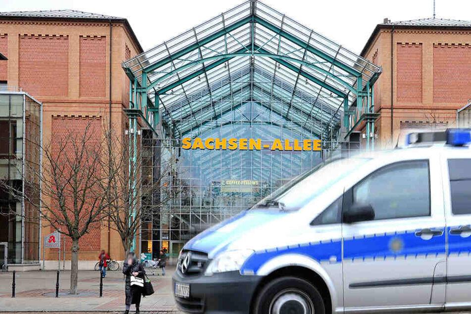 Duo zieht randalierend durch Chemnitz und schlägt auf Passanten ein