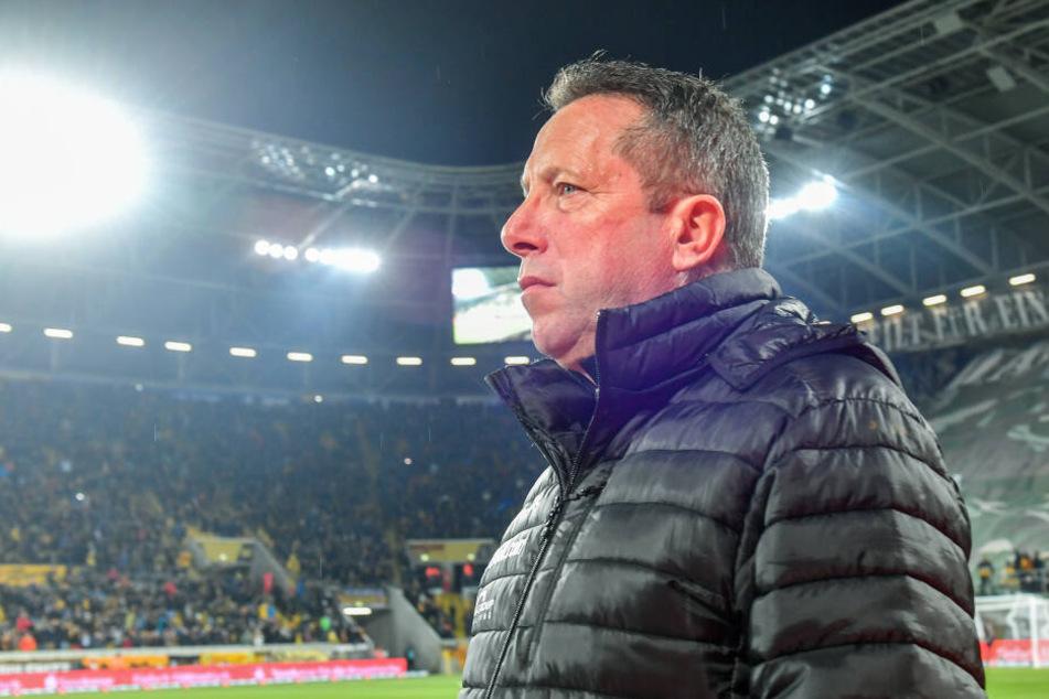 Trainer Markus Kauczinski.