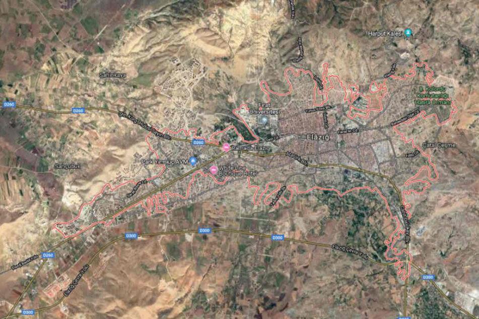 Türkei: Mehrere Tote bei schwerem Erdbeben