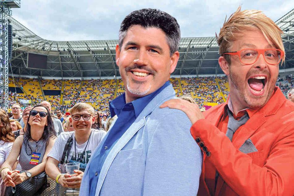 Schlagerstar Ross Antony: Seinen größten Traum kann er nur in Dresden erfüllen