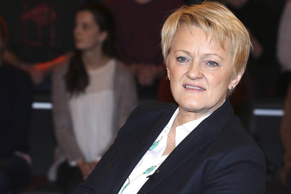 Renate Künast  (60, Grüne).