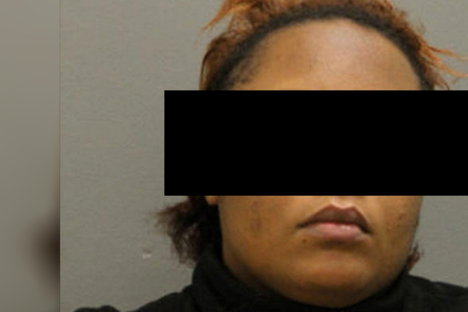 Yasmine E. kippte ihrem Freund Bleichmittel in den Rachen und tötete ihn damit.