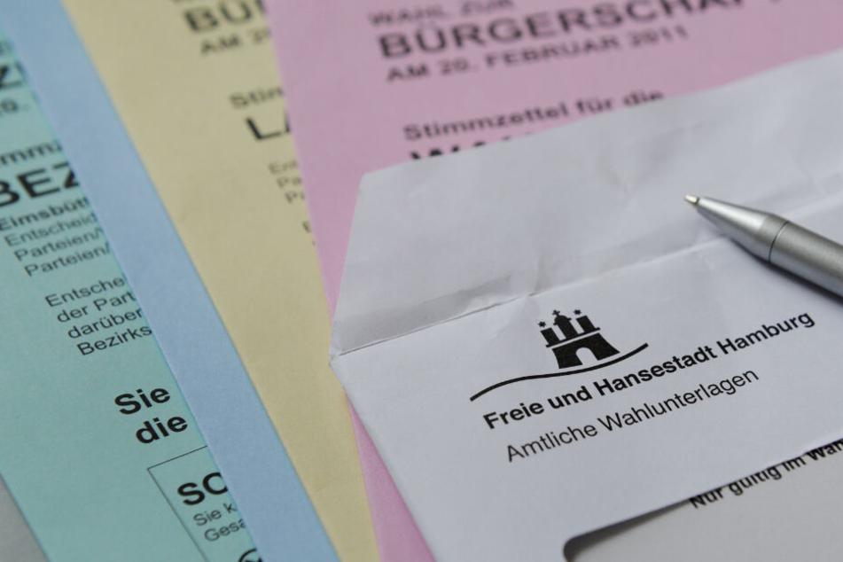 Wer am Wahltag nicht kann, darf auch per Briefwahl abstimmen. (Archivbild)