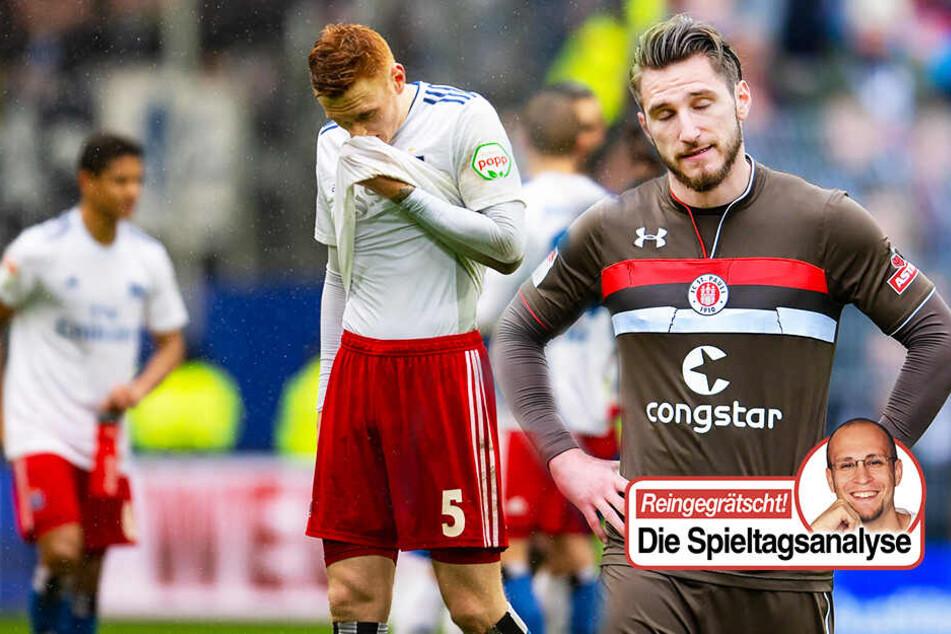 So verspielen HSV und St. Pauli den Bundesliga-Aufstieg!