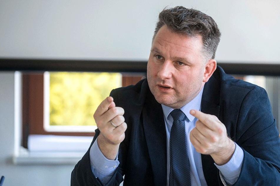 Dresdens CDU-Chef Christian Hartmann (43).