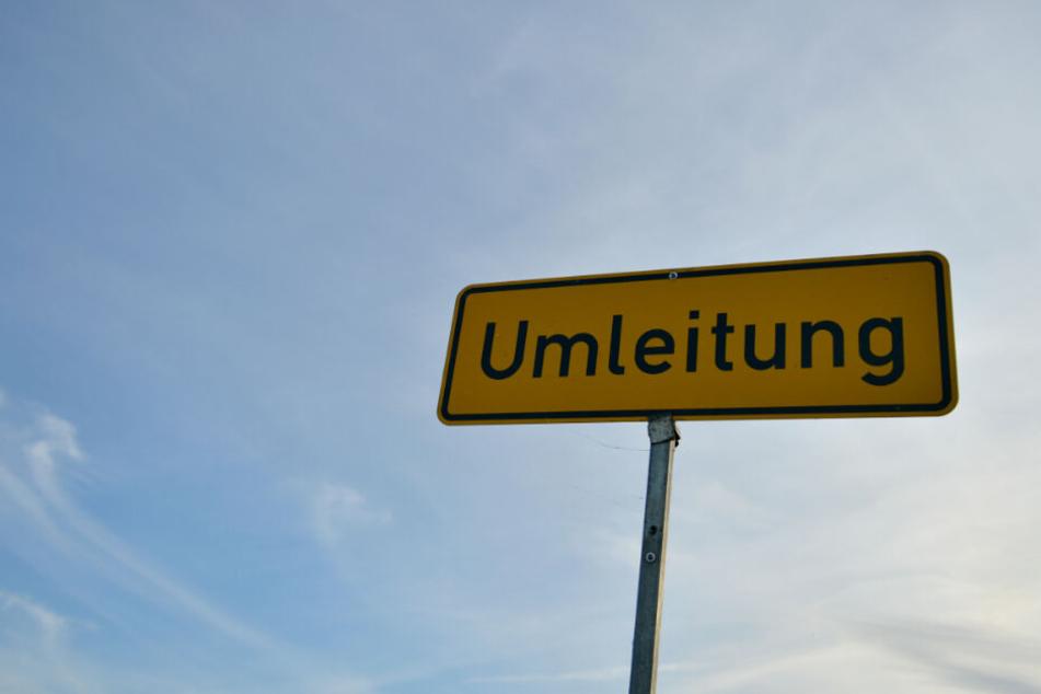 A7-Anschlussstelle Neumünster für zwölf Tage gesperrt