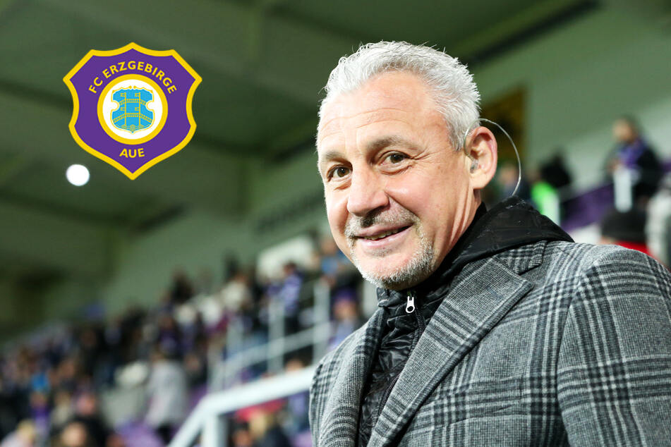 Pavel Dotchev kehrt zum FC Erzgebirge Aue zurück