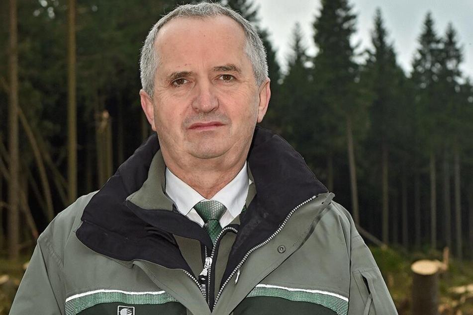 Umweltminister Thomas Schmidt (58, CDU).