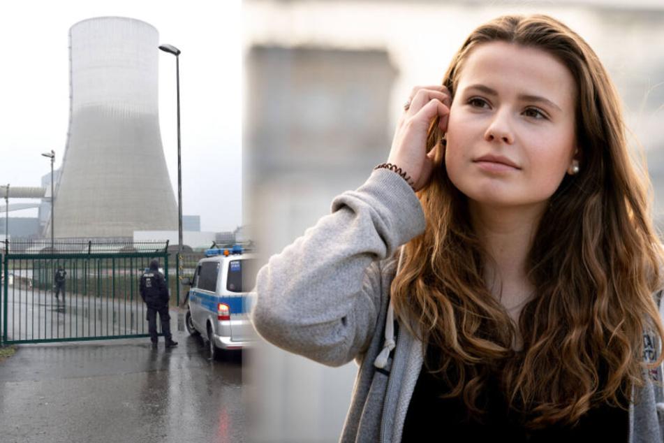 Nach Besetzung von Datteln 4: Bisher kein Aktivist identifiziert, Luisa Neubauer äußert sich