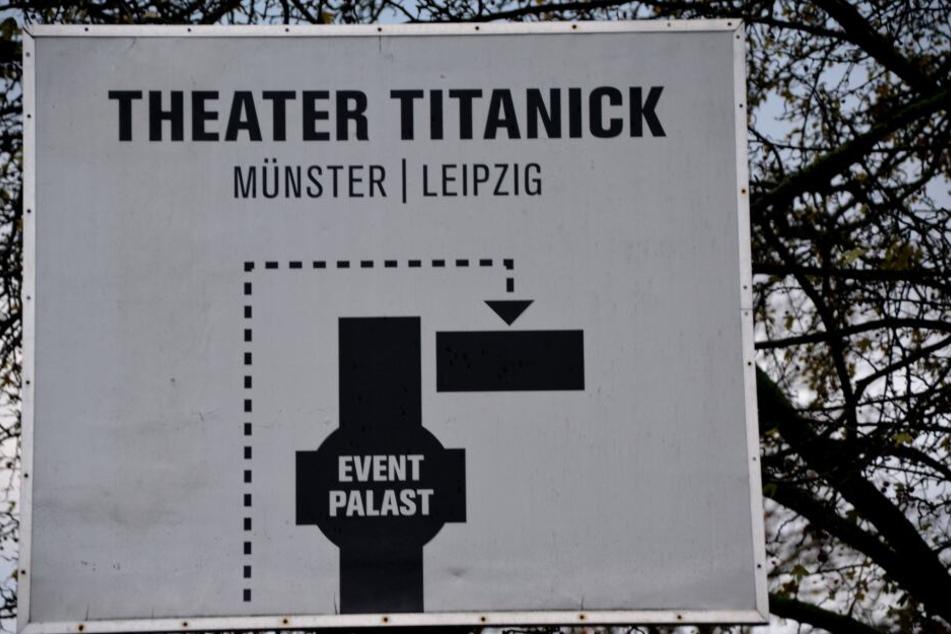 Der geplante Baumarkt könnte das Titanick-Theater räumlich sehr eingrenzen.