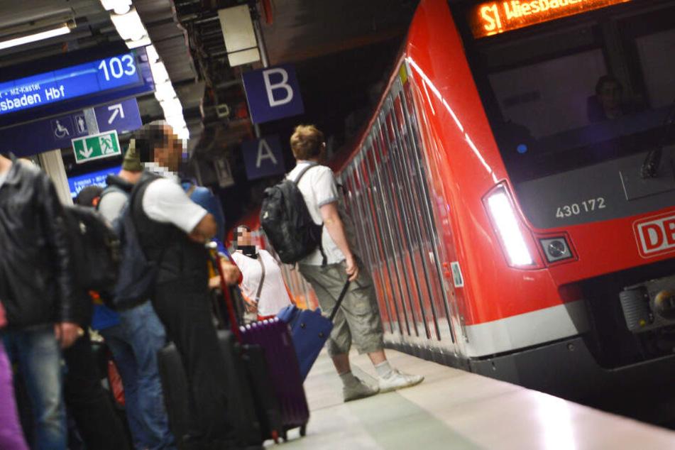 S1 Frankfurt Störung