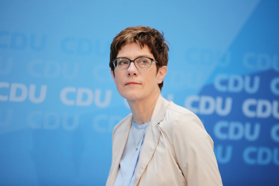 Annegret Kramp-Karrenbauer ist neue Bundesverteidigungsministerin.