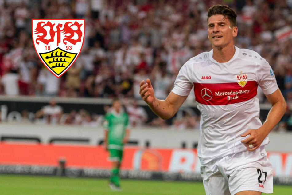 VfB: Mario Gomez trainiert zum Wochenauftakt alleine