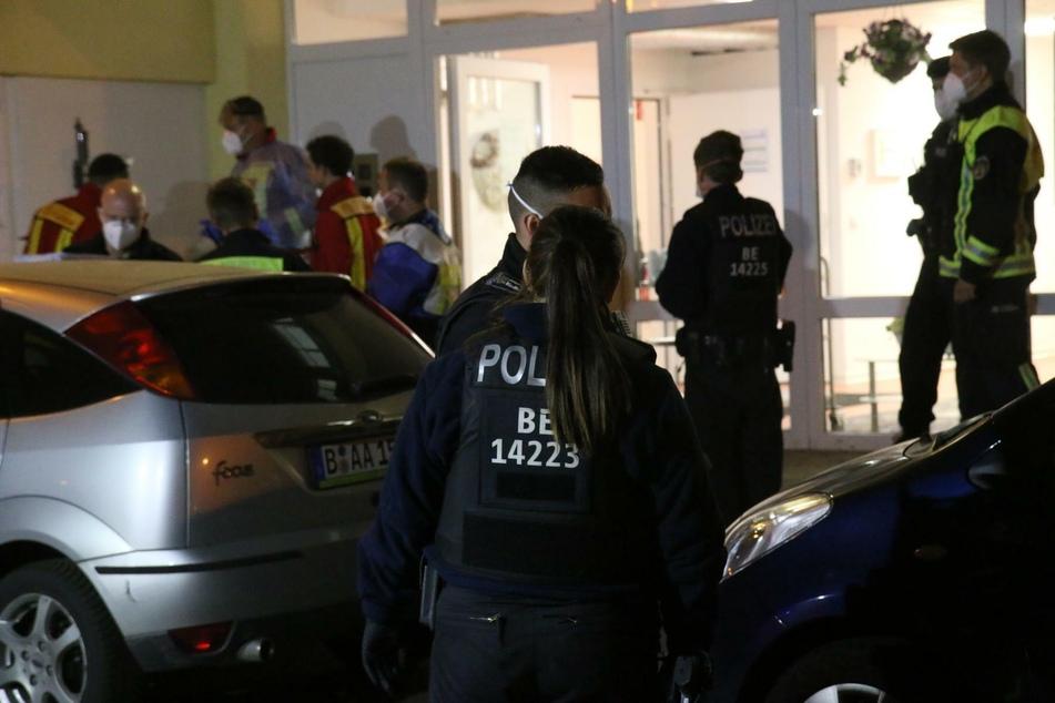 Die Bewohner kamen in der Nacht zu Dienstag in umliegende Krankenhäuser.