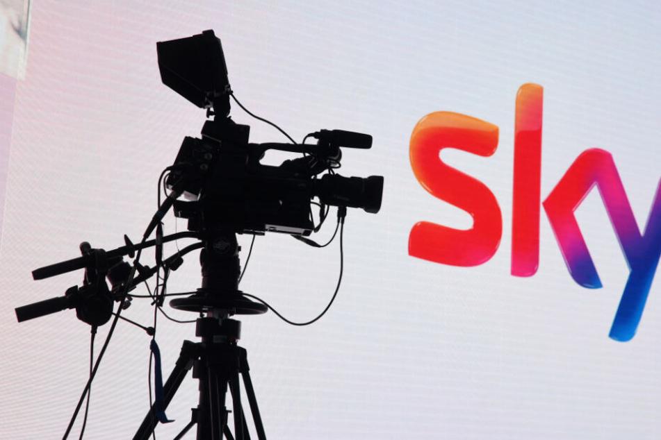 Sky Q Kunden können die Rennen sogar in Ultra HD sehen. (Symbolbild)