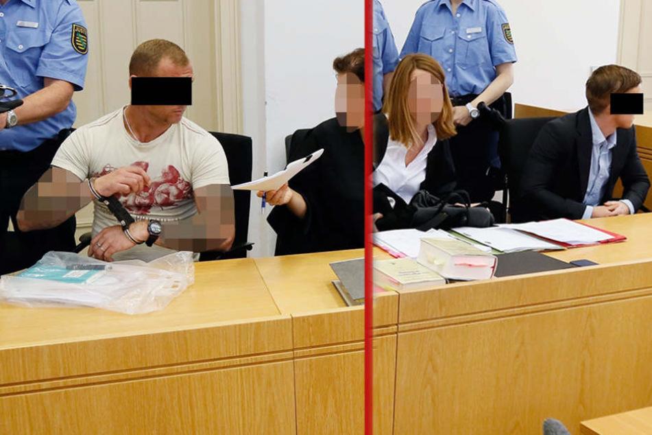 Coup gescheitert! Dealer sollten aus Chemnitzer Gericht befreit werden